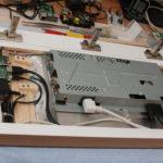 Hardware im Rahmen